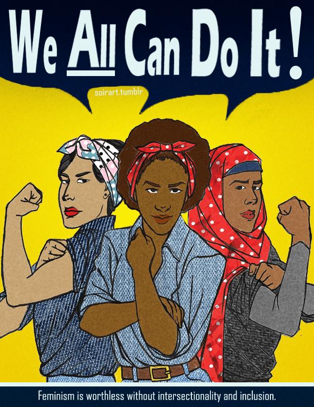 « On l'occulte, volontairement ou non, mais le féminisme, c'est également l'affaire des femmes racisées. » - Penda Diouf