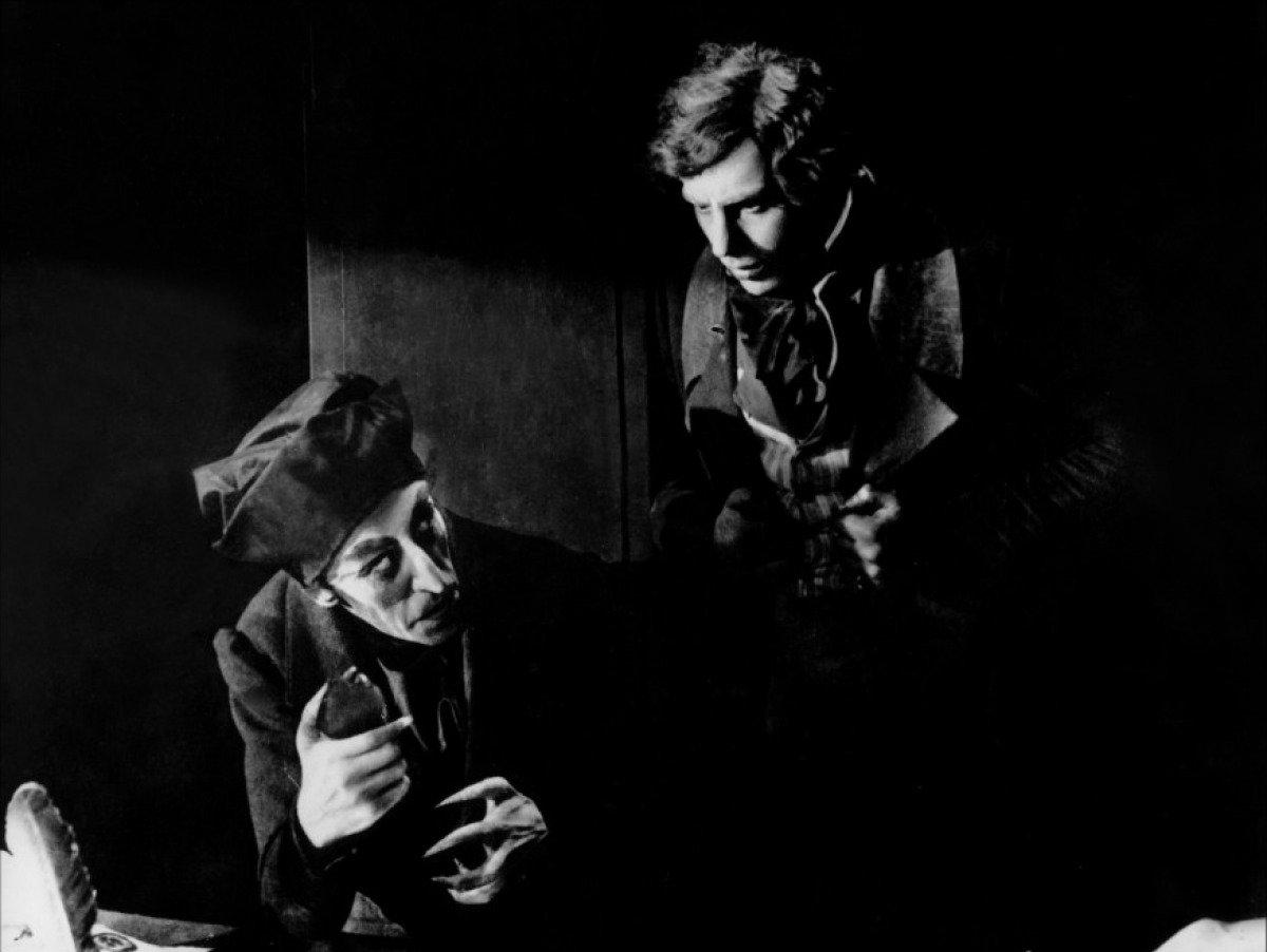 Nosferatu (1922) de Friedrich Wilhelm Murnau