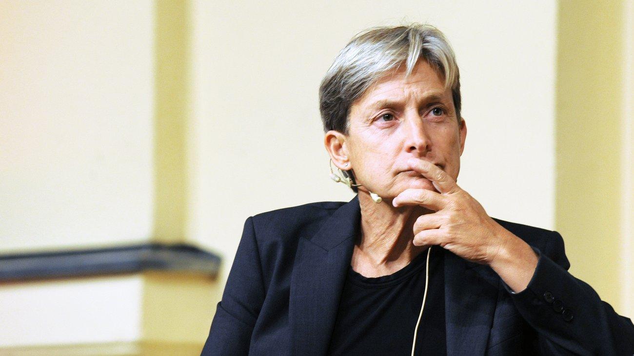 Judith Butler © Oliver Mehlis/dpa