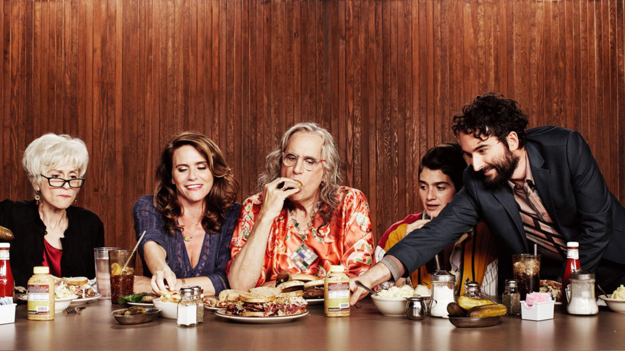Transparent, créée par Jill Soloway, 2014 - 2016 © Amazon