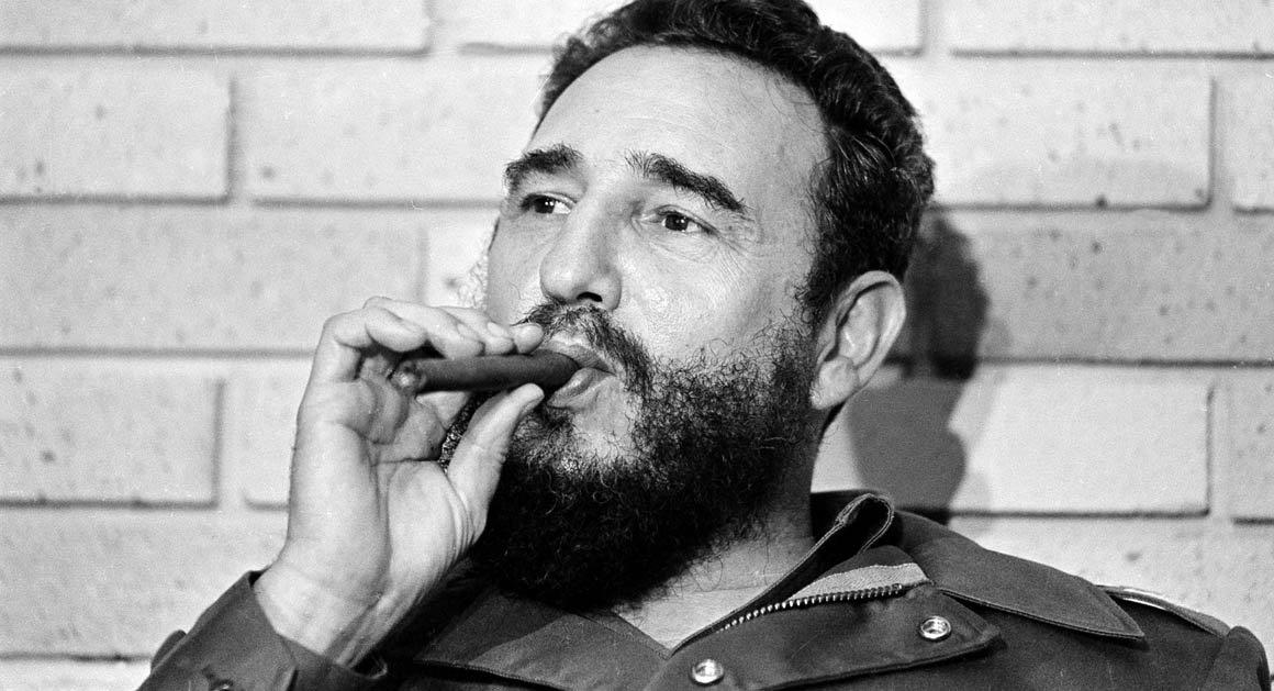 Fidel Castro, Cuba, 1974 © AP Photo