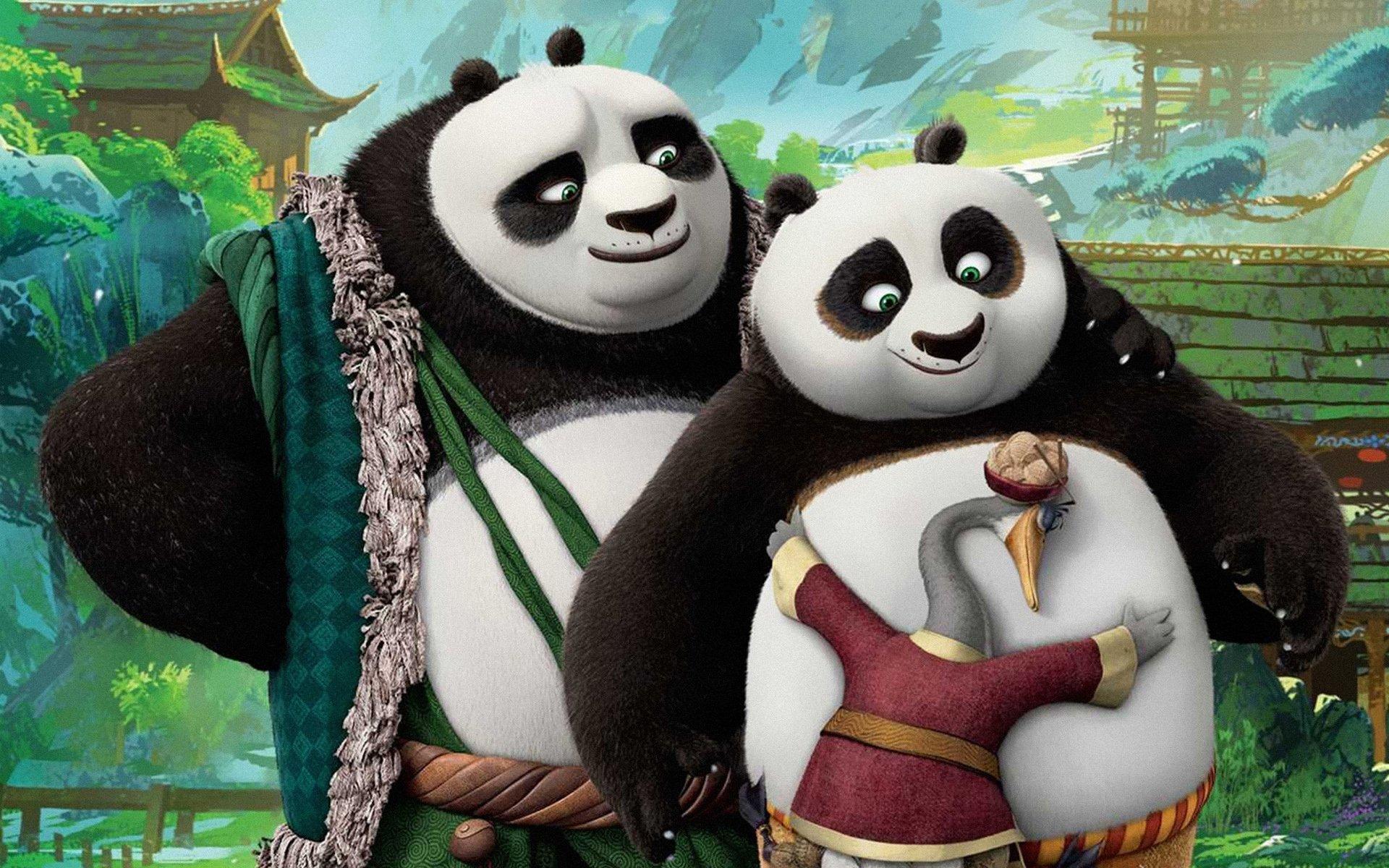 Kung Fu Panda 3, réalisé par Jennifer Yuh Nelson et Alessandro Carloni, 2016 © Twentieth Century Fox France