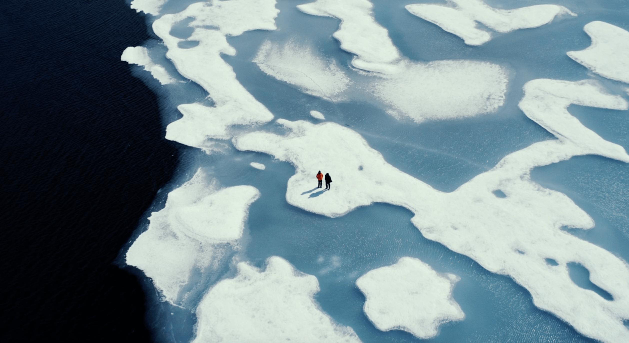 Before the Flood, réalisé par Fisher Stevens, 2016 © National Geographic