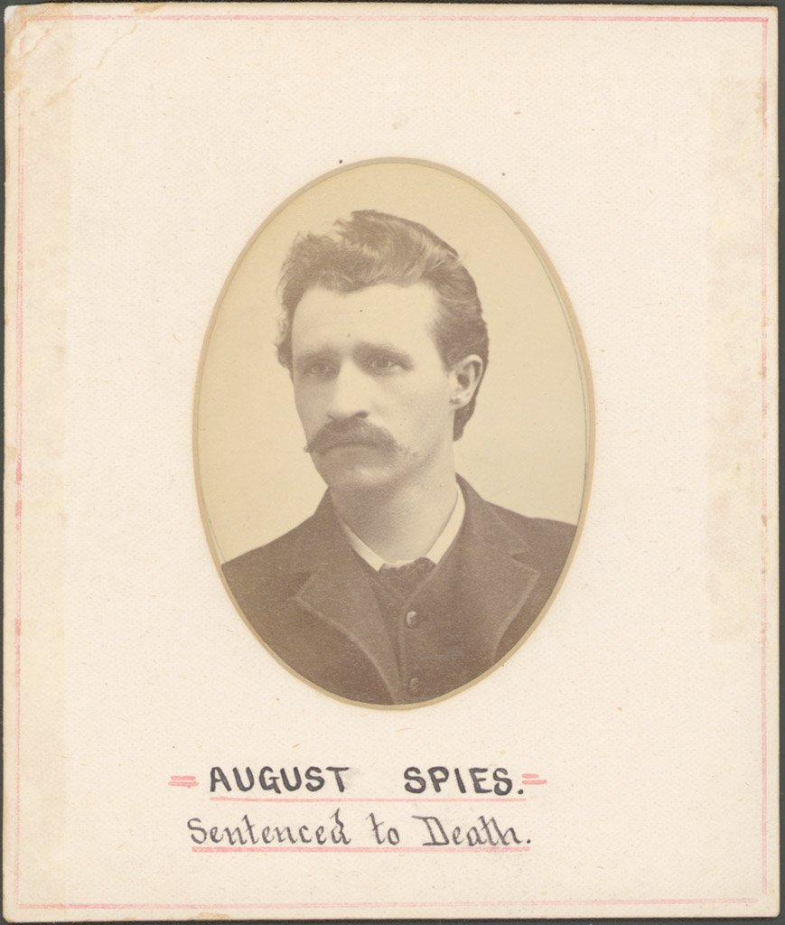 August Spies © DR