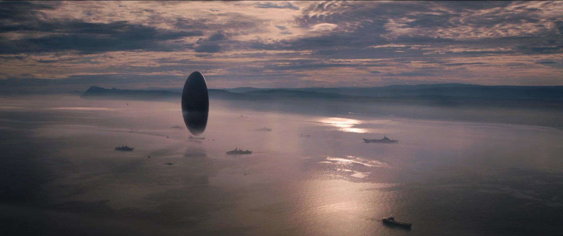 Premier Contact, réalisé par Denis Villeneuve, 2016 © Sony Pictures