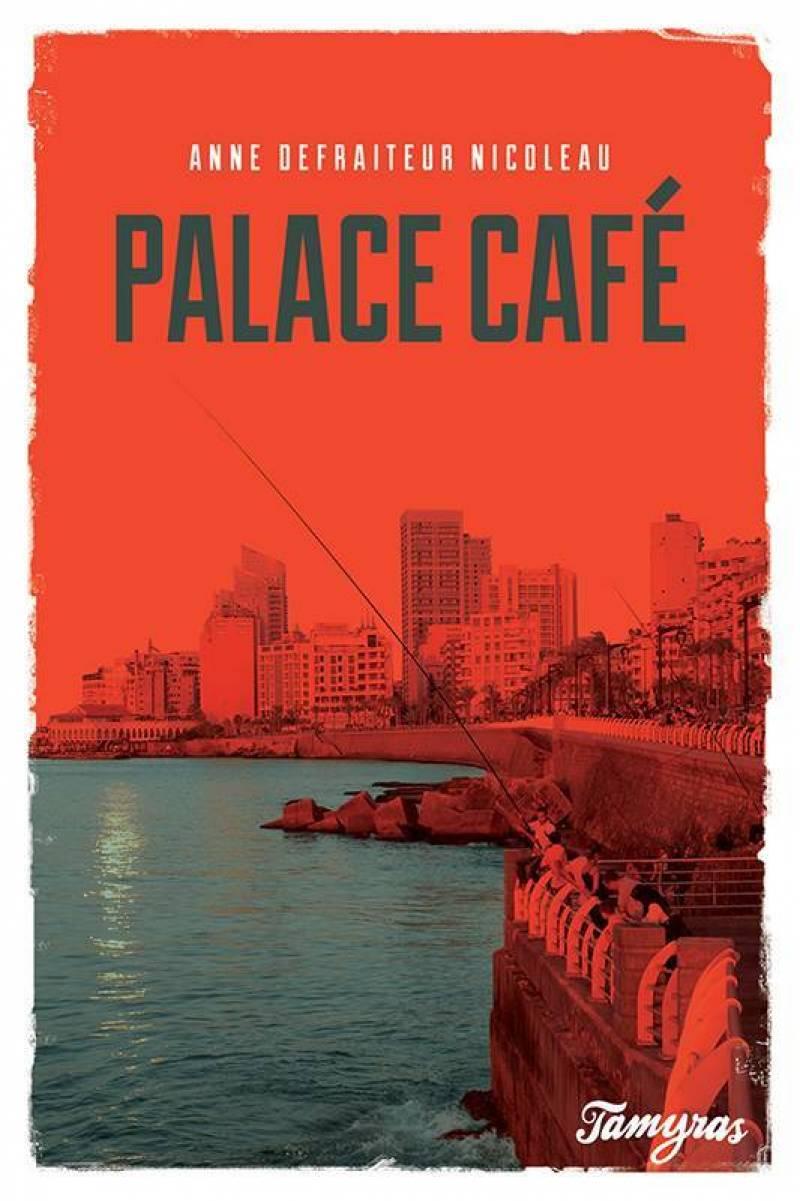 Palace Café Couverture du livre