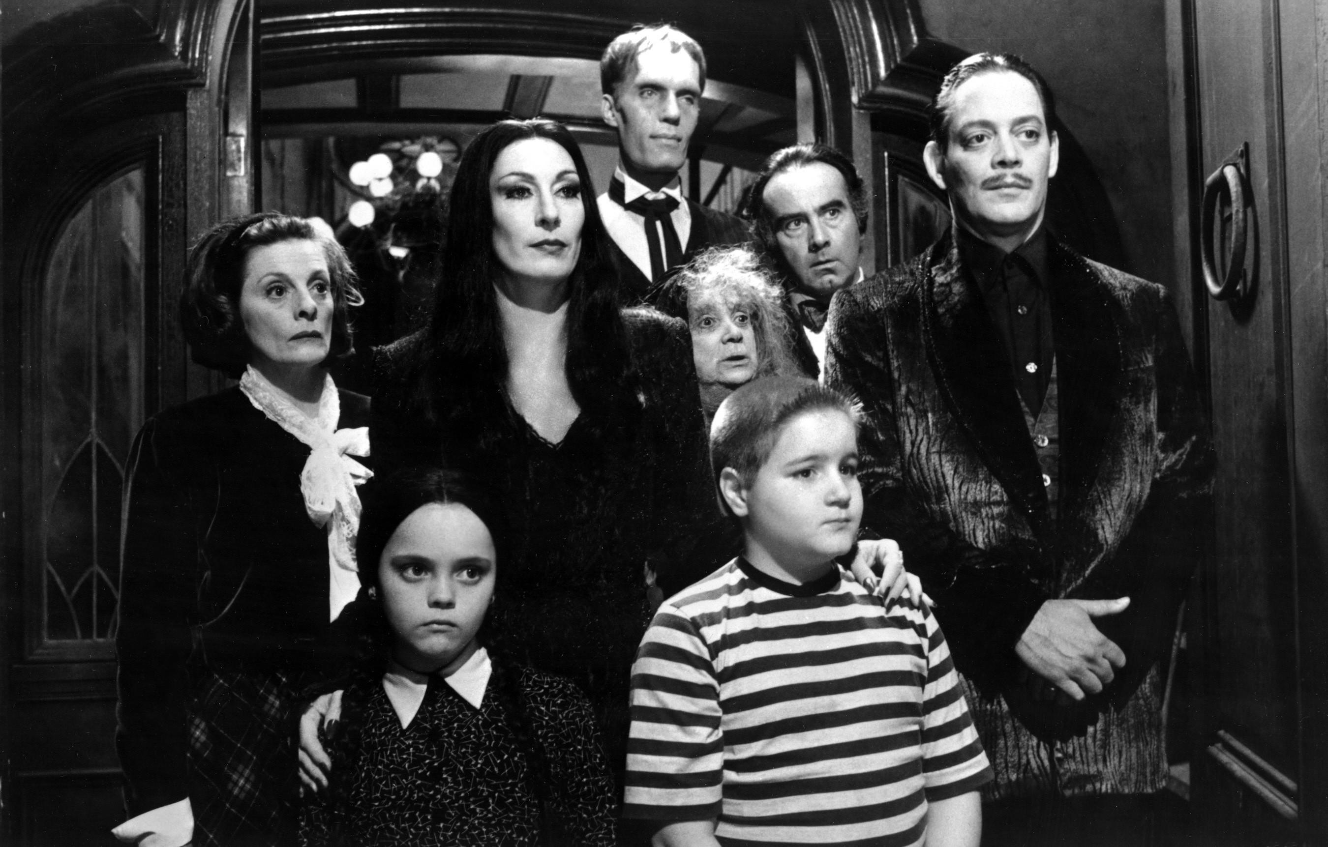 La Famille Addams, réalisé par Barry Sonnenfeld, 1991 © Paramount Pictures