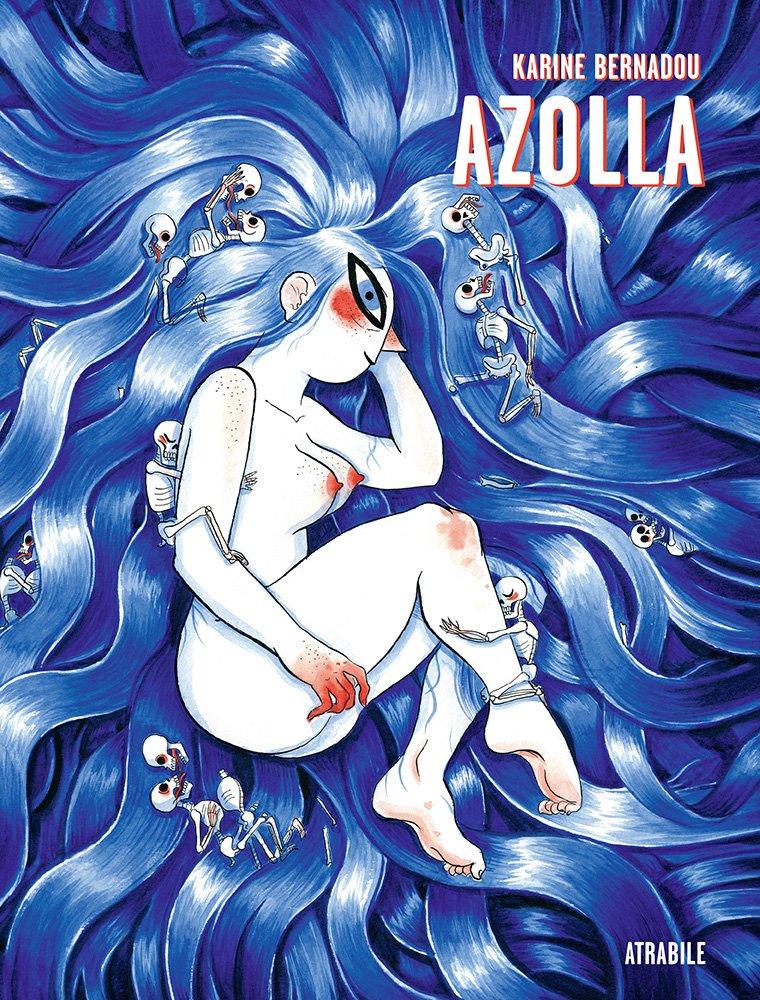 Azolla Couverture du livre