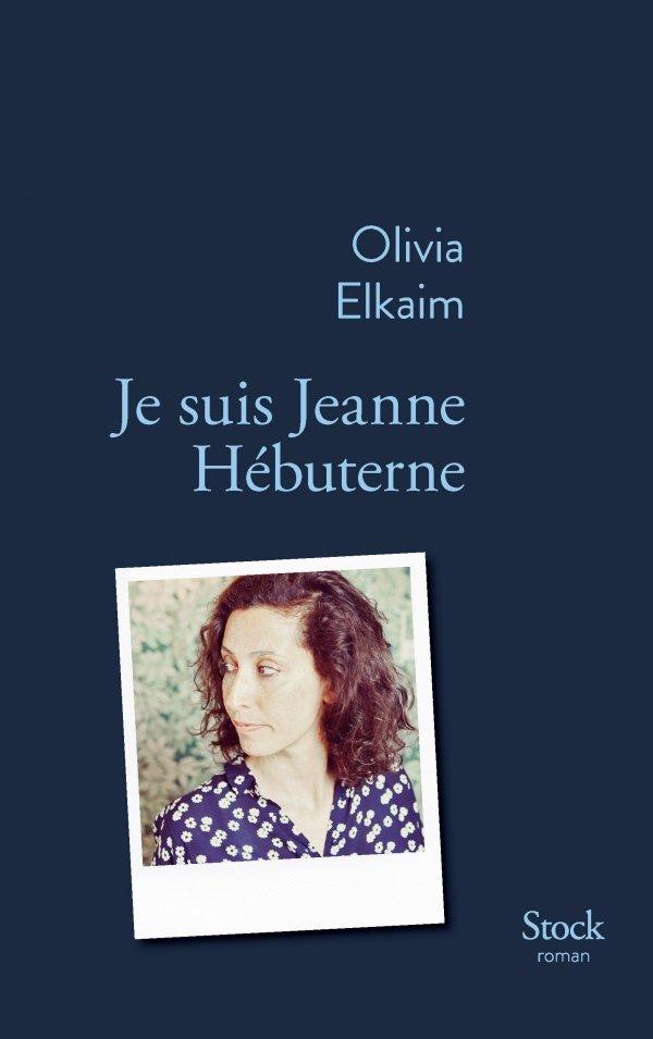 Je suis Jeanne Hébuterne Couverture du livre