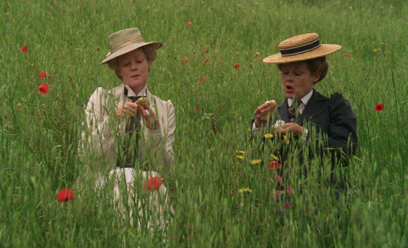 The Dame Maggie Smith Chronicles #10 : Chambre avec vue, ou la vie
