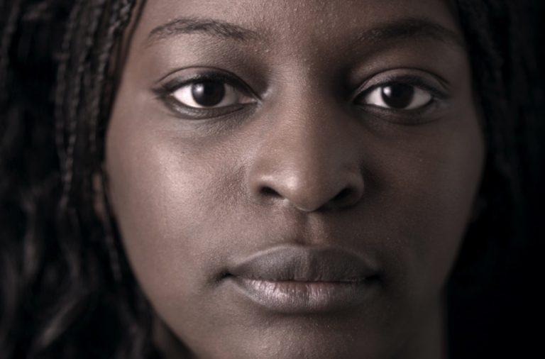 Lesbienne noire seulement