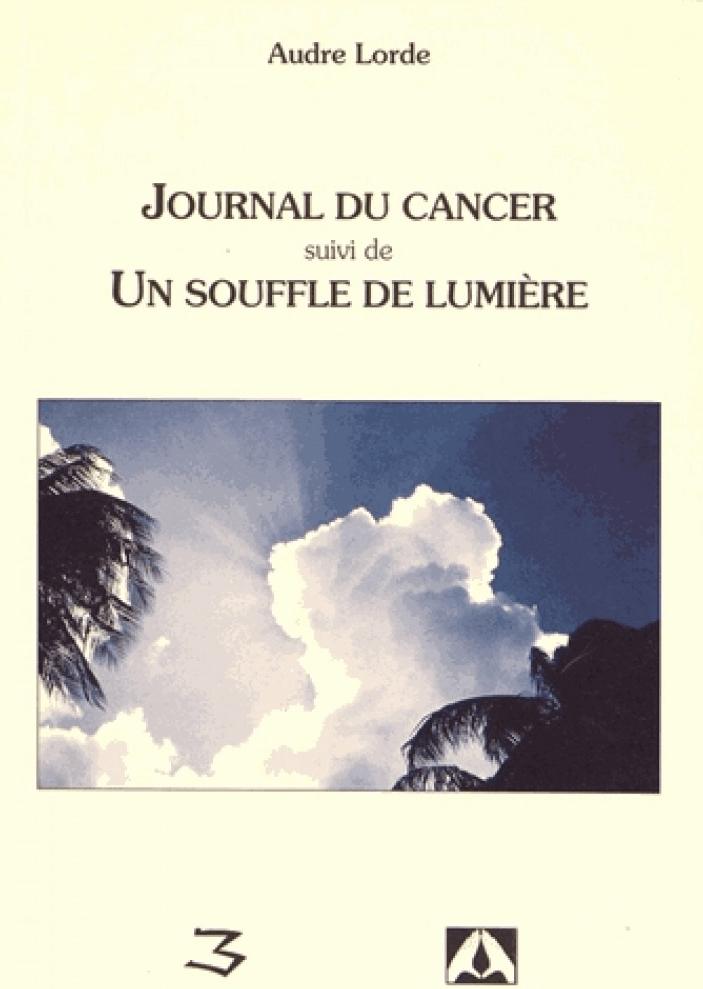 Journal du Cancer Couverture du livre