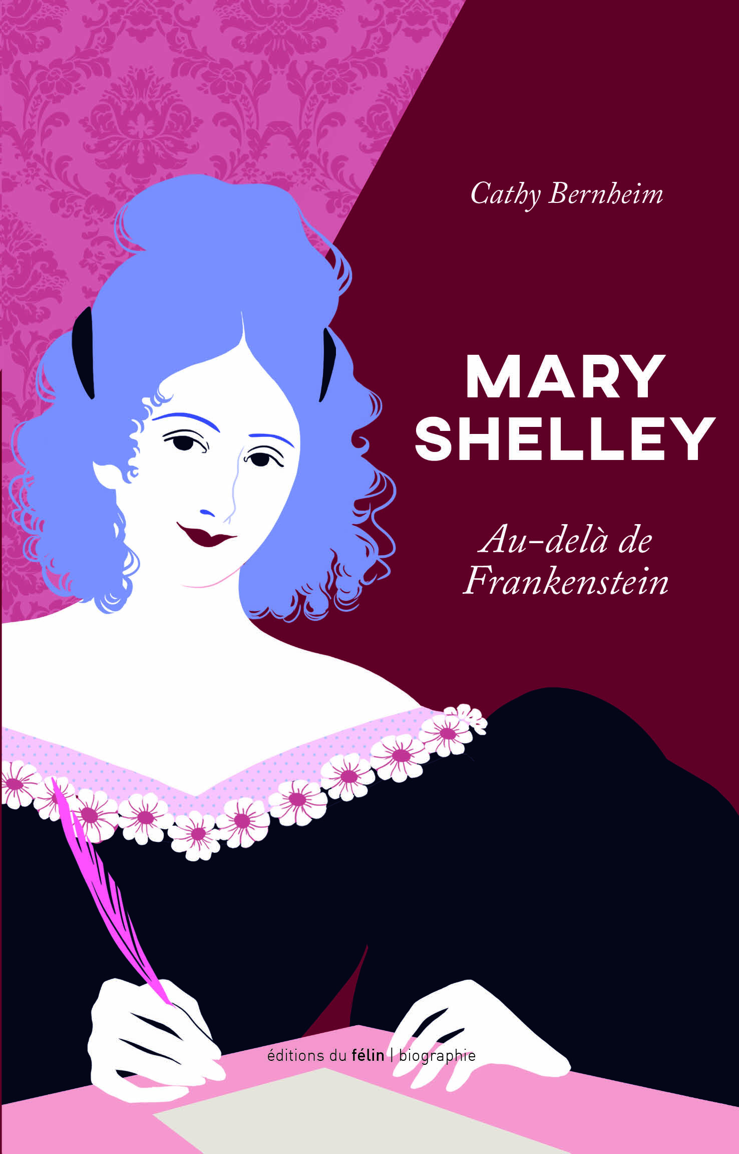 Mary Shelley : Au-delà de Frankenstein Couverture du livre