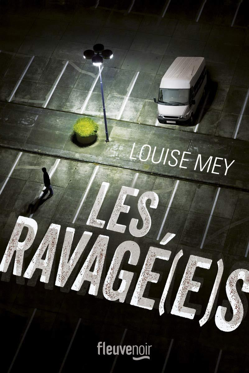 Les Ravagé(e)s Couverture du livre