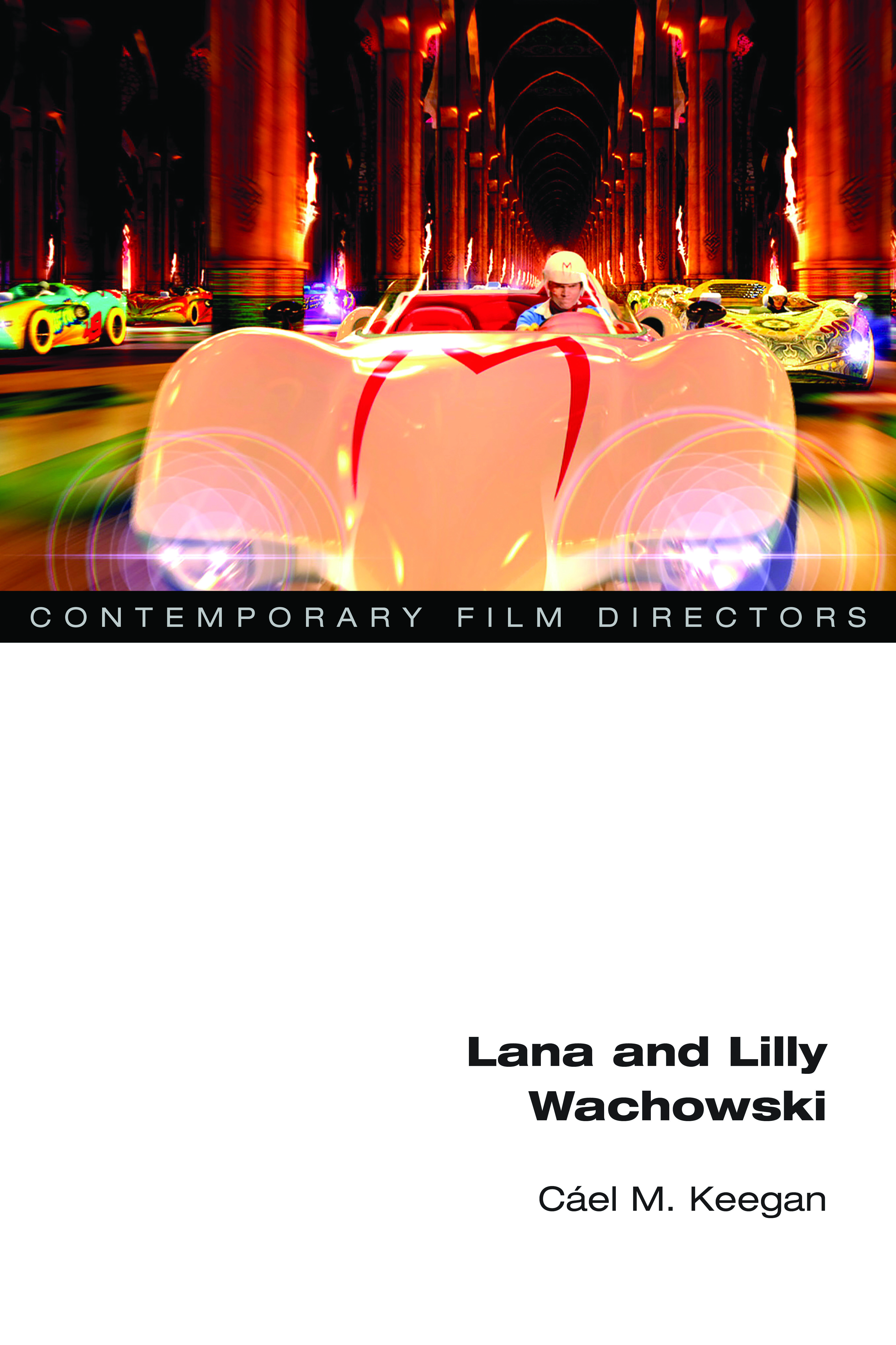 Lana and Lilly Wachowski Couverture du livre