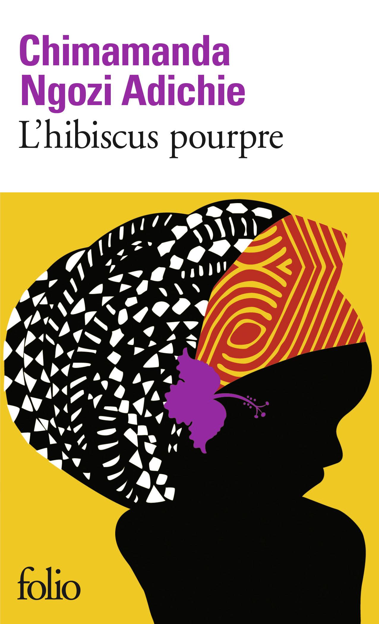 L'hibiscus pourpre Couverture du livre