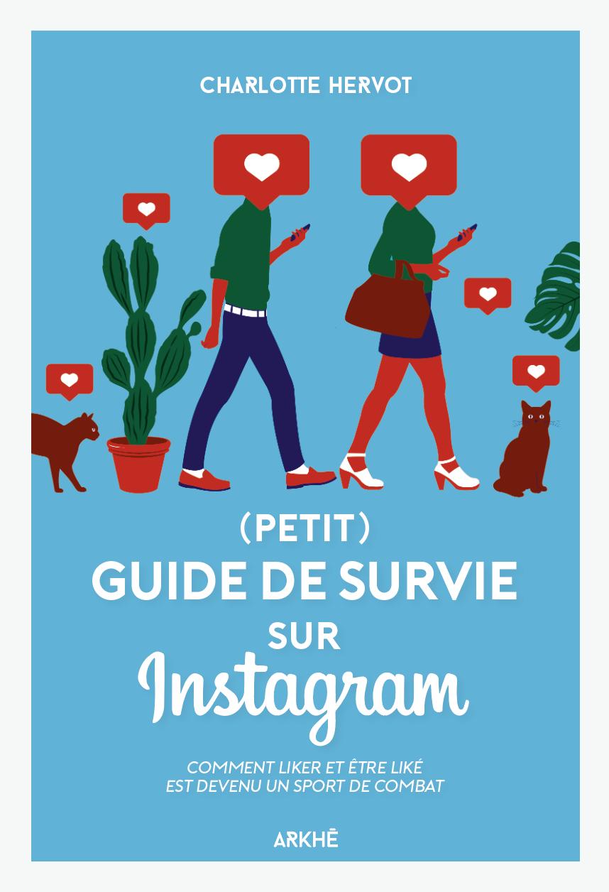 (Petit) Guide de survie sur Instagram Couverture du livre